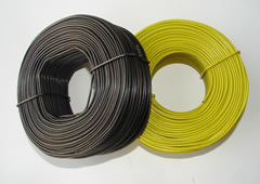 Bailing Wire with Galvanized Wire, PVC Wire Type and Box or Coil Packing